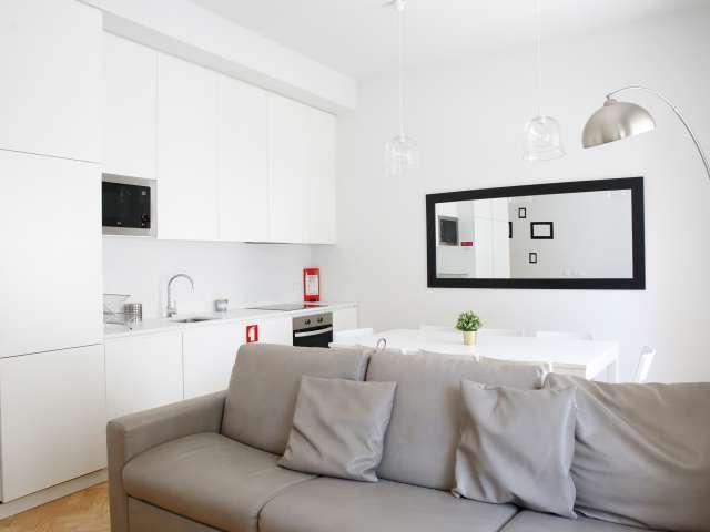 Apartamento de 3 quartos chique para alugar em Alfama, Lisboa