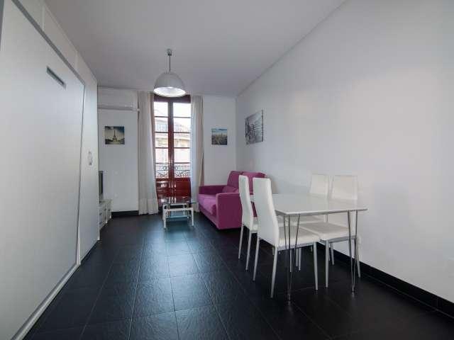 Moderno estudio en alquiler en Centro, Madrid