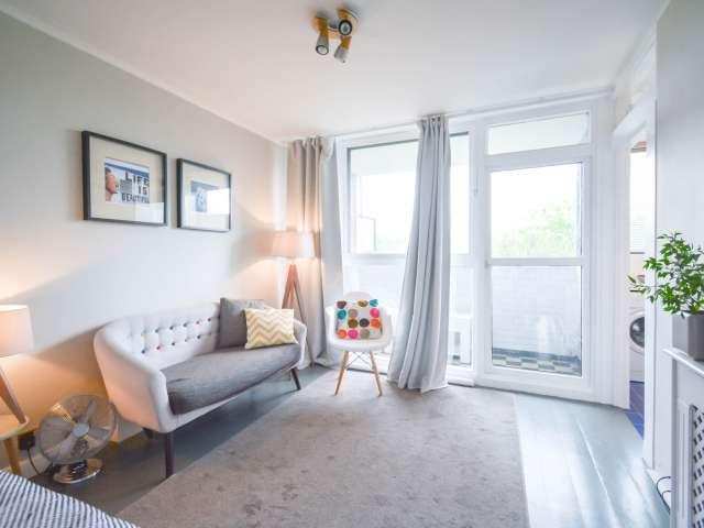 Studio flat to rent in Pimlico, London