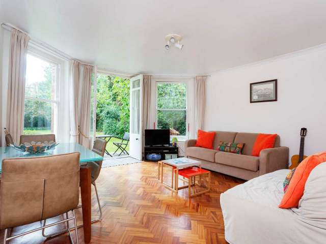 1-bedroom apartment for rent in South Hampstead, London