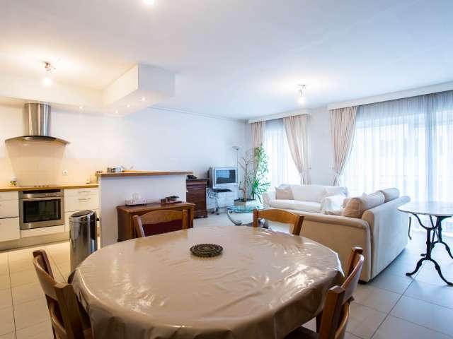 Appartement de 2 chambres à louer à Molenbeek, Bruxelles
