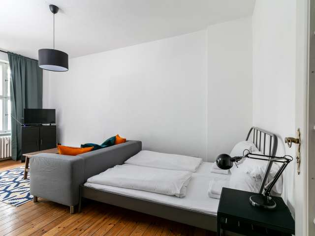 Studio-Apartment zu vermieten in Europacity, Berlin