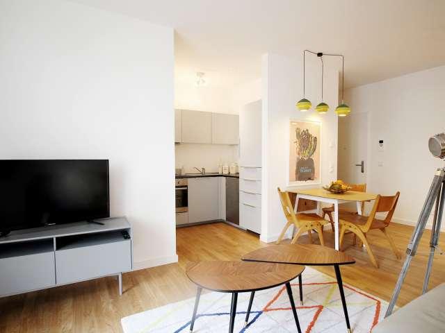 Stilvolle 1-Zimmer-Wohnung zur Miete in Mitte, Berlin