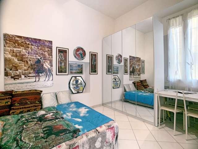 Studio-Wohnung zur Miete in Pasteur, Mailand