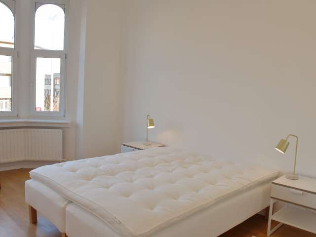 Chambre ensoleillée à louer à Woluwe Saint Lambert, Bruxelles