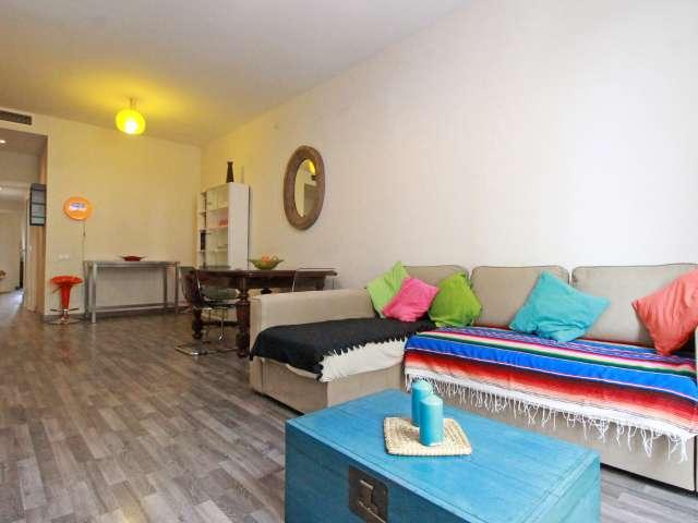 3-Zimmer-Wohnung zur Miete in Poblenou, Barcelona