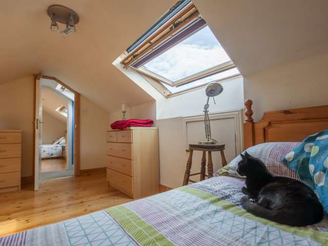Cosy room in 6-bedroom house in Beaumont, Dublin