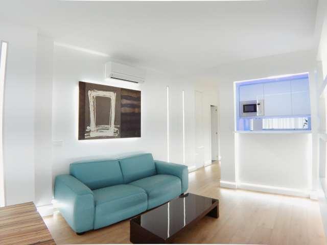 Smart 1-Zimmer-Wohnung zur Miete in Prosperidad, Madrid