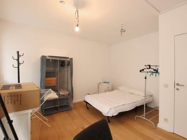 Spacious room in shared apartment in Ixelles, Brussels