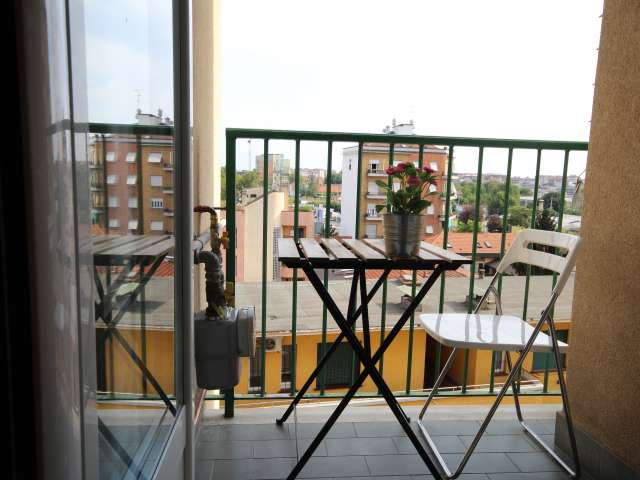 Studio apartment for rent in Navigli, Milan
