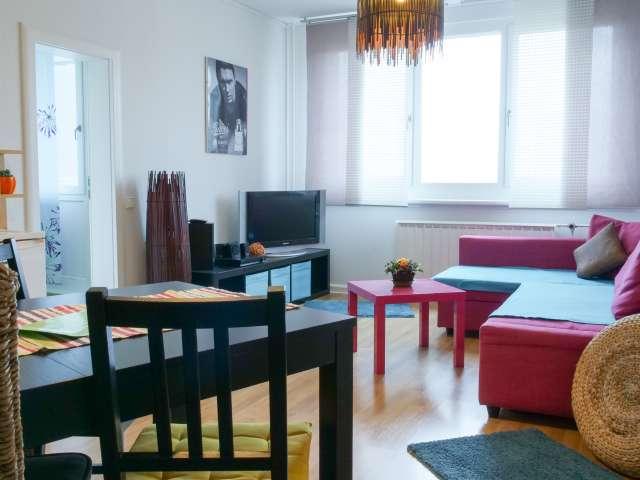 Apartment with 2-bedrooms for rent in Lichtenberg, Berlin
