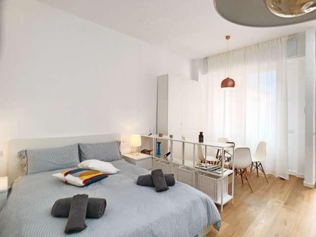 Elegante monolocale in affitto a Loreto, Milano