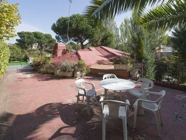 Inviting rented apartment in Villaviciosa de Odón, Madrid