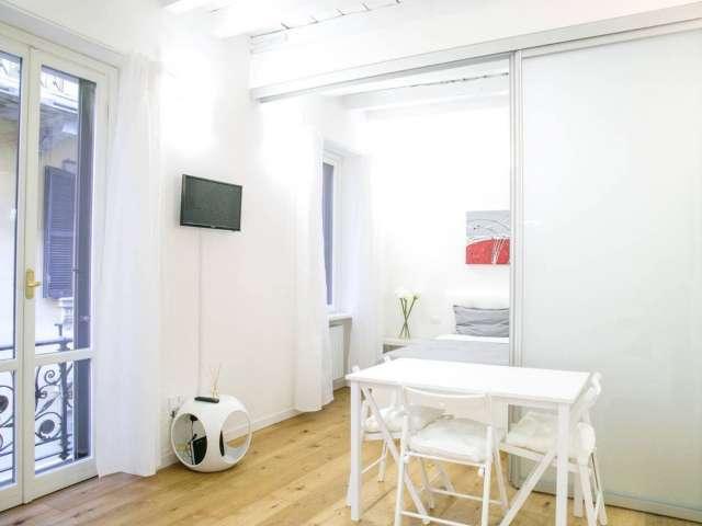 Studio for rent in Duomo, Milan