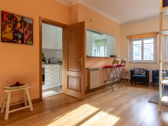 Charming studio apartment for rent in Estrela, Lisbon
