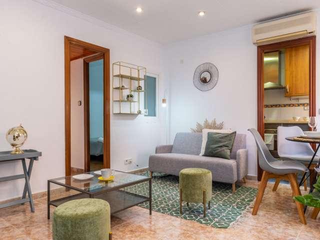 3-bedroom apartment for rent in L'Hospitalet, Barcelona