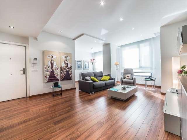 Moderne appartement de 2 chambres à louer - Ciutat Vella, Valence