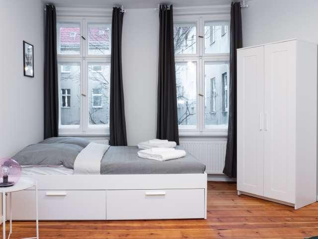 Moderne Studio-Wohnung zur Miete in Neukölln, Berlin