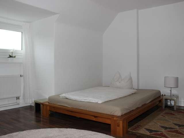 Moderne appartement 1 chambre à louer à Lichtenberg, Berlin