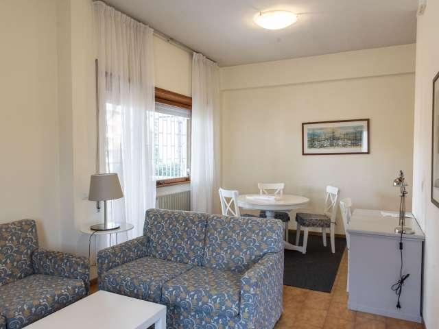 Grazioso appartamento con 2 camere da letto in affitto a Torrino
