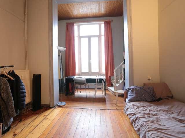 Studio-Wohnung zur Miete in Saint Josse, Brüssel