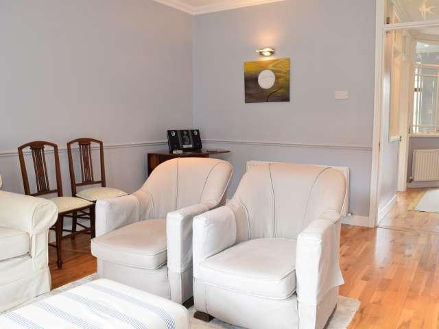 Elegant 2-bedroom house to rent with garden in Dublin