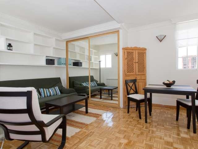 1-Zimmer-Wohnung mit AC zu vermieten in La Latina, Madrid