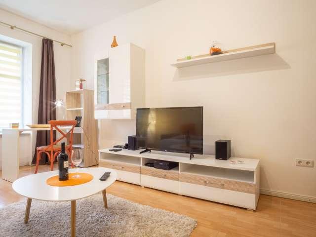 Studio-Apartment zur Miete in Karlshorst, Berlin