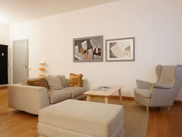Modern 2-bedroom apartment  for rent in Sarpi