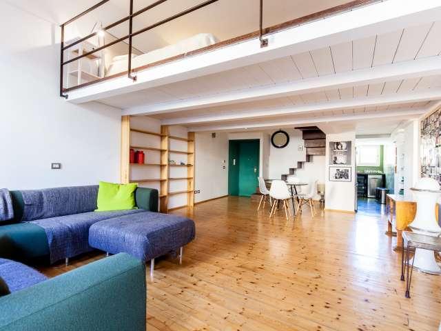Ristrutturato monolocale in affitto in Centro Storico, Roma