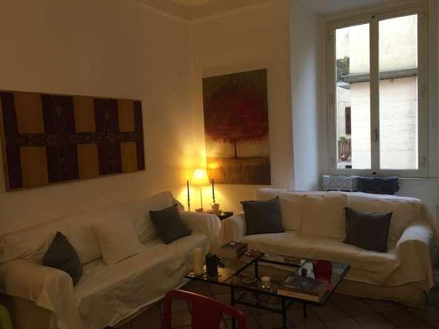 Appartement avec 1 chambre à louer à Parioli à Rome