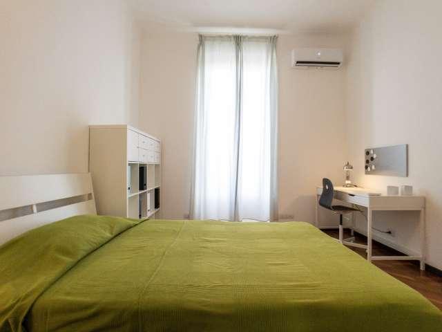 Camera in affitto in appartamento con 5 camere da letto a Città Studi, Milano