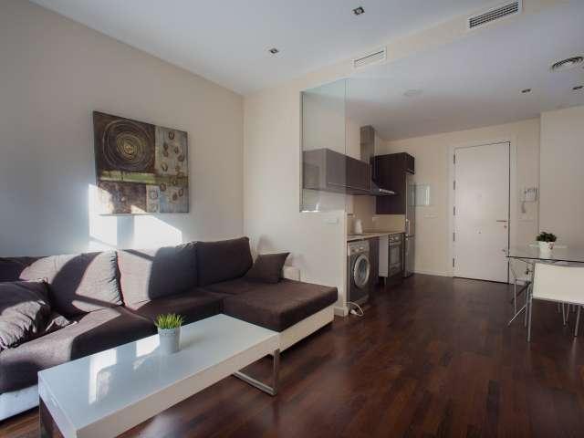 Appartement moderne de 1 chambre à Ciutat Vella, Valence