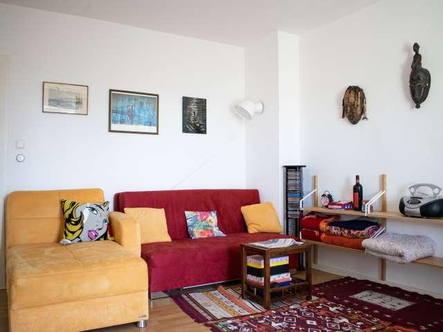 1-Zimmer-Wohnung zur Miete in Charlottenburg, Berlin