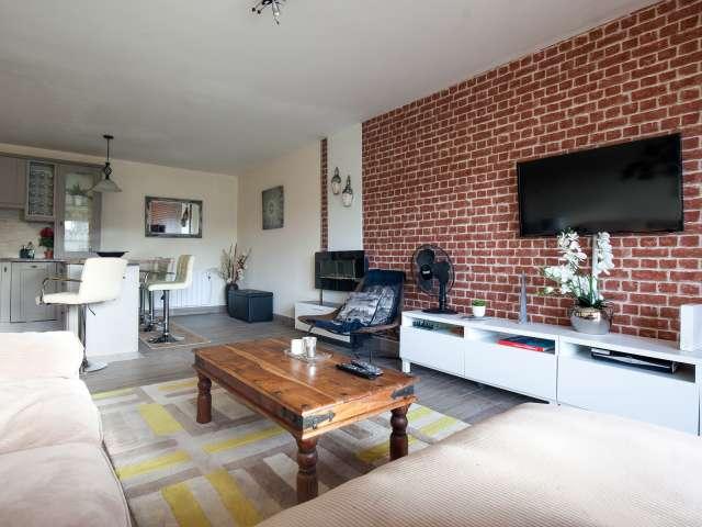 2-bedroom apartment for rent in Islandbridge, Dublin