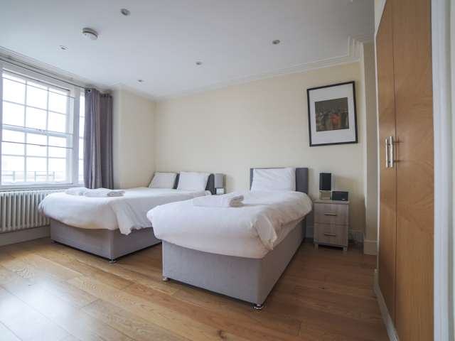 Chic studio flat to rent in City of Westminster, London