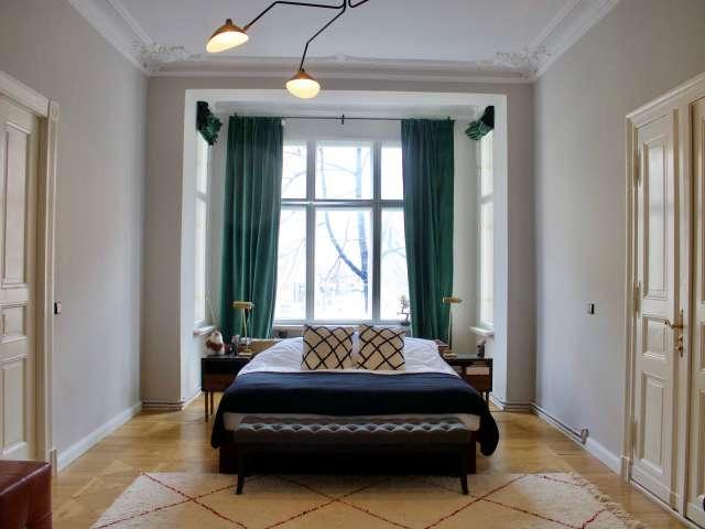 Schönes Zimmer zur Miete in 5-Bett-Wohnung in Mitte, Berlin