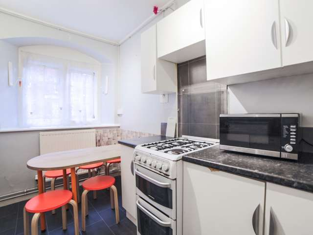 Cosy 2-bedroom apartment to rent in Woolwich, London