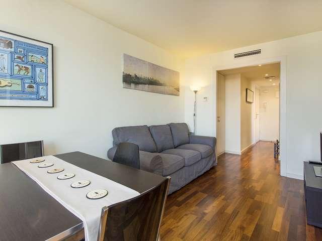 3-Zimmer-Wohnung zur Miete in Sants, Barcelona