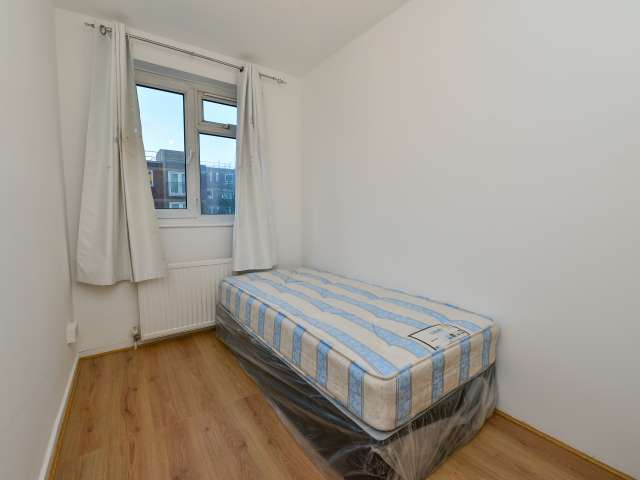 Cozy room in 4-bedroom flatshare in Bethnal Green, London