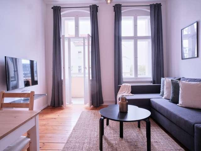 Ruhige Wohnung mit 2 Schlafzimmern in Charlottenburg zu vermieten