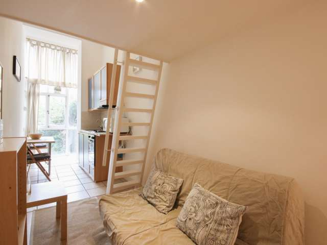 Studio apartment for rent in Earls Court, London