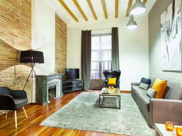 Studio apartment for rent in Barri Gòtic, Barcelona