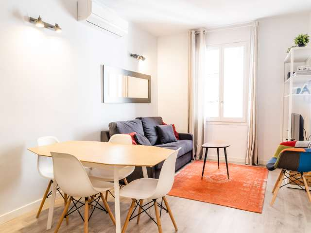 2-bedroom apartment for rent in Poblenou, Barcelona
