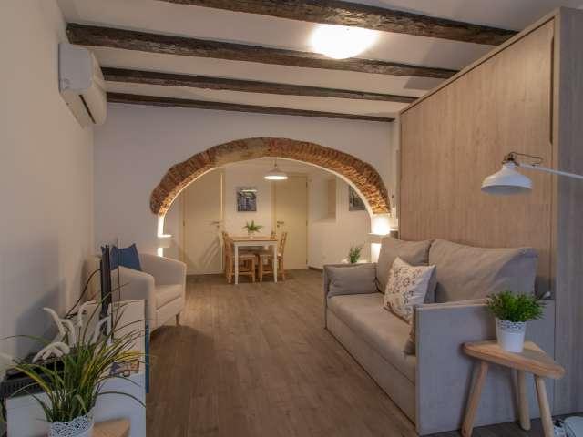 Moderno apartamento de estúdio para alugar em Alfama, Lisboa
