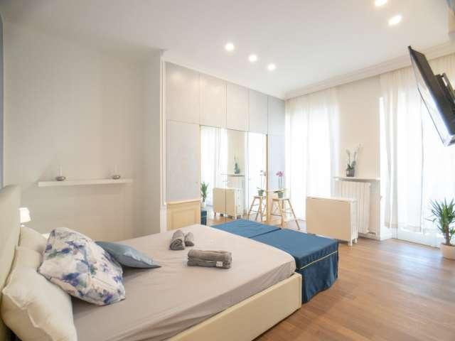 Studio apartment for rent in Milan Centro