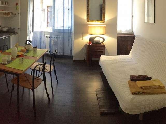 Studio in affitto a Trastevere, Roma