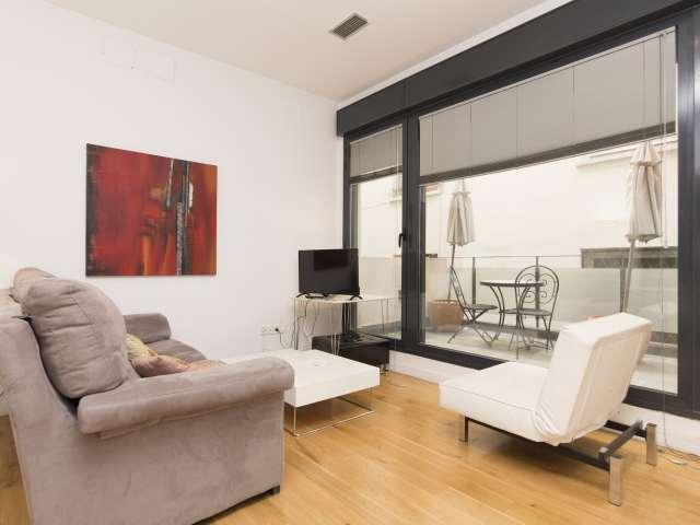 Tolle 1-Zimmer-Wohnung in Guindalera, Madrid