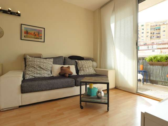 Cosy 1-bedroom apartment for rent in Horta-Guinardó