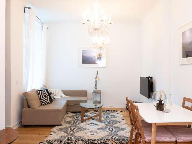 Apartment mit 1 Schlafzimmer zur Miete in Neukölln, Berlin